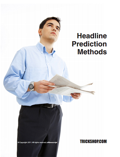 Headline Prediction Methods