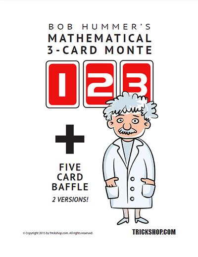 3 card monte scamper technique